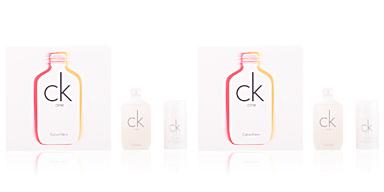 Calvin Klein CK ONE SET 2 pz