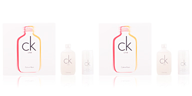 Calvin Klein CK ONE COFFRET 2 pz