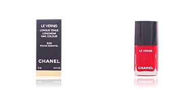 Chanel LE VERNIS #500-rouge essentiel 13 ml
