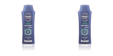 Nivea MEN ANTICASPA COOL champú refrescante 250 ml
