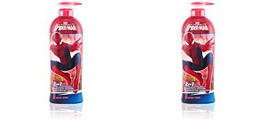 Marvel SPIDERMAN 2en1 gel baño & champú 1000 ml
