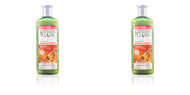 Naturaleza Y Vida CHAMPU SENSITIVE revitalizante 300+100 ml