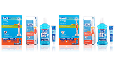 Oral-b ORAL-B VITALITY CROSS ACTION SALUD COFFRET 3 pz