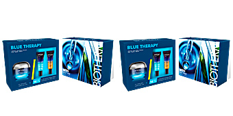 BLUE THERAPY CREME SPF15 PNM SET 3 pz