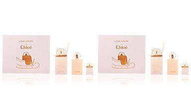 Chloe LOVE STORY COFFRET 3 pz