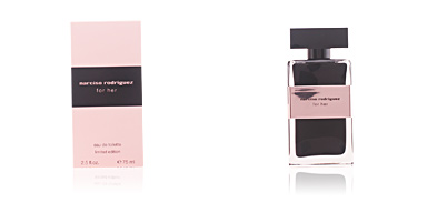 NARCISO RODRIGUEZ FOR HER edt limited edition vaporizador 75 ml