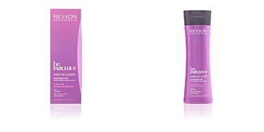 Revlon BE FABULOUS hair recovery cream conditioner 250 ml