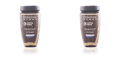 Kerastase HOMME CAPITAL FORCE  bain antipelliculaire 250 ml