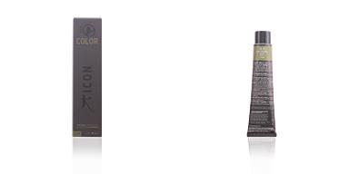 I.c.o.n. ECOTECH COLOR natural color #5.5 light mahogany brown 60 ml