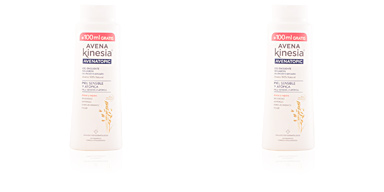 Avena Kinesia AVENA TOPIC gel emoliente sin jabón 600 + 100 ml