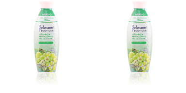Johnson's VITA-RICH REVITALIZANTE UVAS żel pod prysznic 750 ml