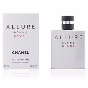 ALLURE HOMME SPORT edt vaporizador 50 ml