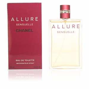 ALLURE SENSUELLE edt vaporizador 100 ml