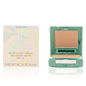 ALMOST powder SPF15 #06-deep 9 gr