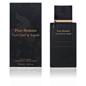 VAN CLEEF HOMME edt vaporizador 100 ml