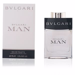 BVLGARI MAN edt vaporizador 60 ml