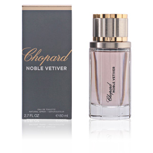 NOBLE VETIVER edt vaporizador 80 ml