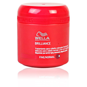 BRILLIANCE mask fine/normal hair 150 ml