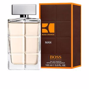 BOSS ORANGE MAN edt vaporizador 100 ml