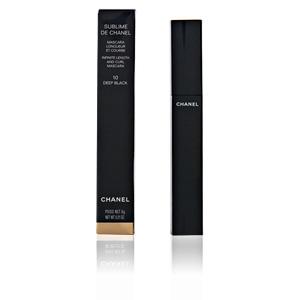 SUBLIME mascara #10-deep black 6 gr