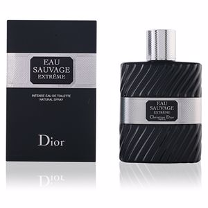 EAU SAUVAGE EXTREME INTENSE edt vaporizador 100 ml