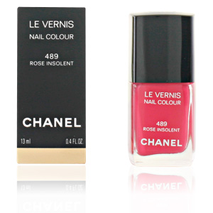 LE VERNIS #489-rose insolent 13 ml