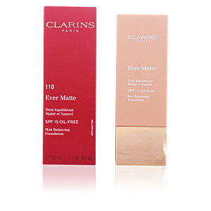 TEINT EVER MATTE #110-honey 30ml