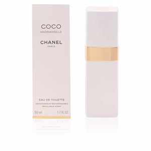COCO MADEMOISELLE edt vaporizador refillable 50 ml