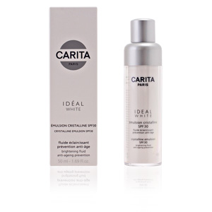 IDEAL WHITE émulsion cristalline SPF30 50 ml