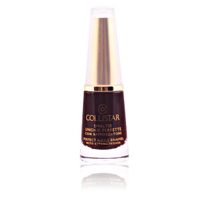 PERFECT NAILS enamel #21-black red 10 ml