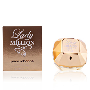 LADY MILLION edt vaporizador 80 ml