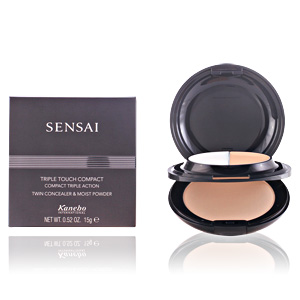 SENSAI TC triple touch compact #01 15 gr