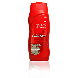 OLD SPICE gel de ducha 250 ml