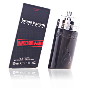 DANGEROUS MAN edt vaporizador 50 ml
