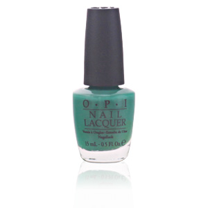 NAIL LACQUER #NLH45-jade is the new black 15 ml