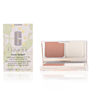 EVEN BETTER compact SPF15 #6-ivory 10 gr