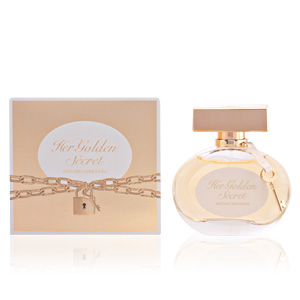 HER GOLDEN SECRET edt vaporizador 50 ml