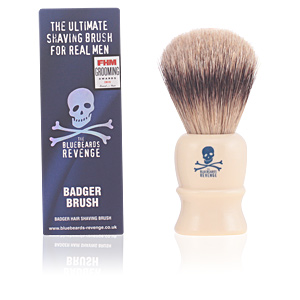 THE ULTIMATE badger shaving brush