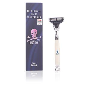 THE ULTIMATE mach 3 razor in white 1 pz