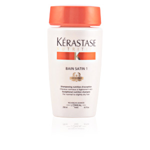 NUTRITIVE bain satin 1 irisome 250 ml
