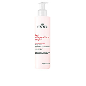 PETALES DE ROSE lait démaquillant confort 200 ml