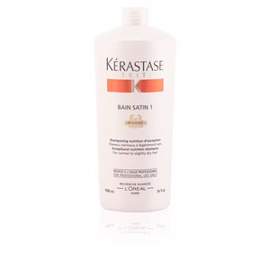 NUTRITIVE bain satin 1 irisome 1000 ml