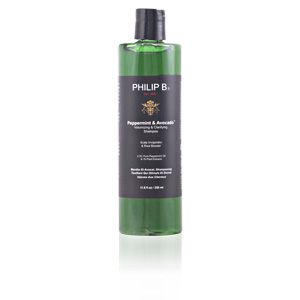 PEPPERMINT & AVOCADO volumizing shampoo 350 ml