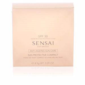 SENSAI SILKY BRONZE sun protective compact SC03 8,5 gr