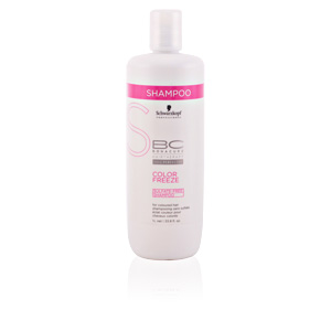 BC COLOR FREEZE sulfate-free shampoo 1000 ml