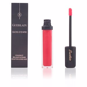 GLOSS D'ENFER #420-rouge shebam 7.5 ml