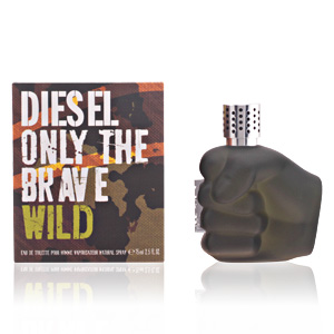ONLY THE BRAVE WILD edt vaporizador 75 ml