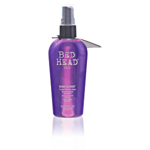 BED HEAD DUMB BLONDE toning protection spray 125 ml