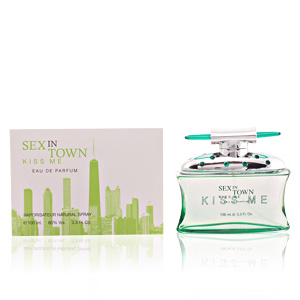 SEX IN TOWN KISS ME WOMAN edp vaporizador 100 ml