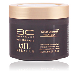 BC OIL MIRACLE mist golden glow treatment 150 ml